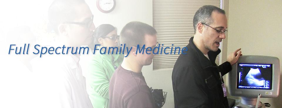 Full Spectrum Family Medicine