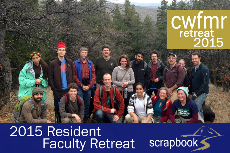 2015 Resident Faculty Retreat